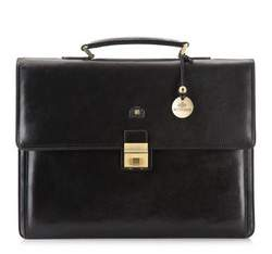 Briefcase, black, 39-3-108-1, Photo 1