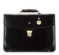 Briefcase, black, 10-3-015-1, Photo 1