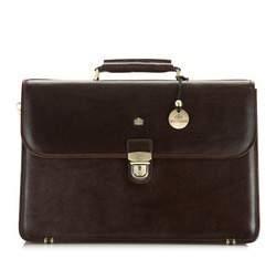 Briefcase, brown, 10-3-056-4, Photo 1