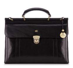 Briefcase, black, 10-3-284-1, Photo 1