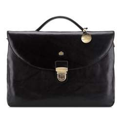 Briefcase, black, 10-3-296-1, Photo 1