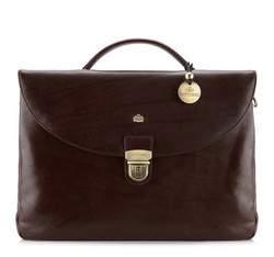 Briefcase, brown, 10-3-296-4, Photo 1