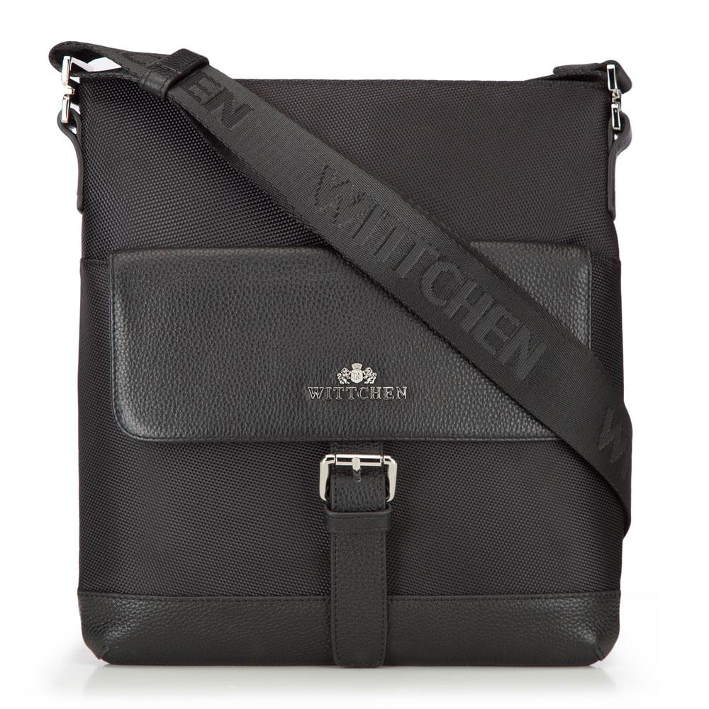 Мужская <b>сумка</b> через <b>плечо Wittchen</b> 87-4-564-1 - купить в ...