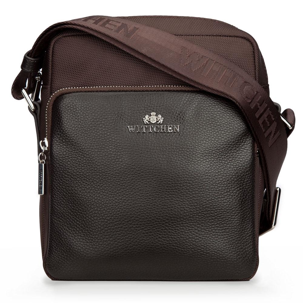 Мужская <b>сумка</b> через <b>плечо Wittchen</b> 87-4-565-4 - купить в ...