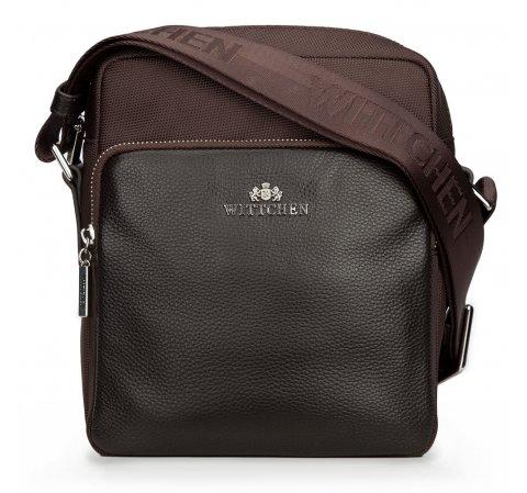 Мужская сумка через плечо Wittchen 87-4-565-4