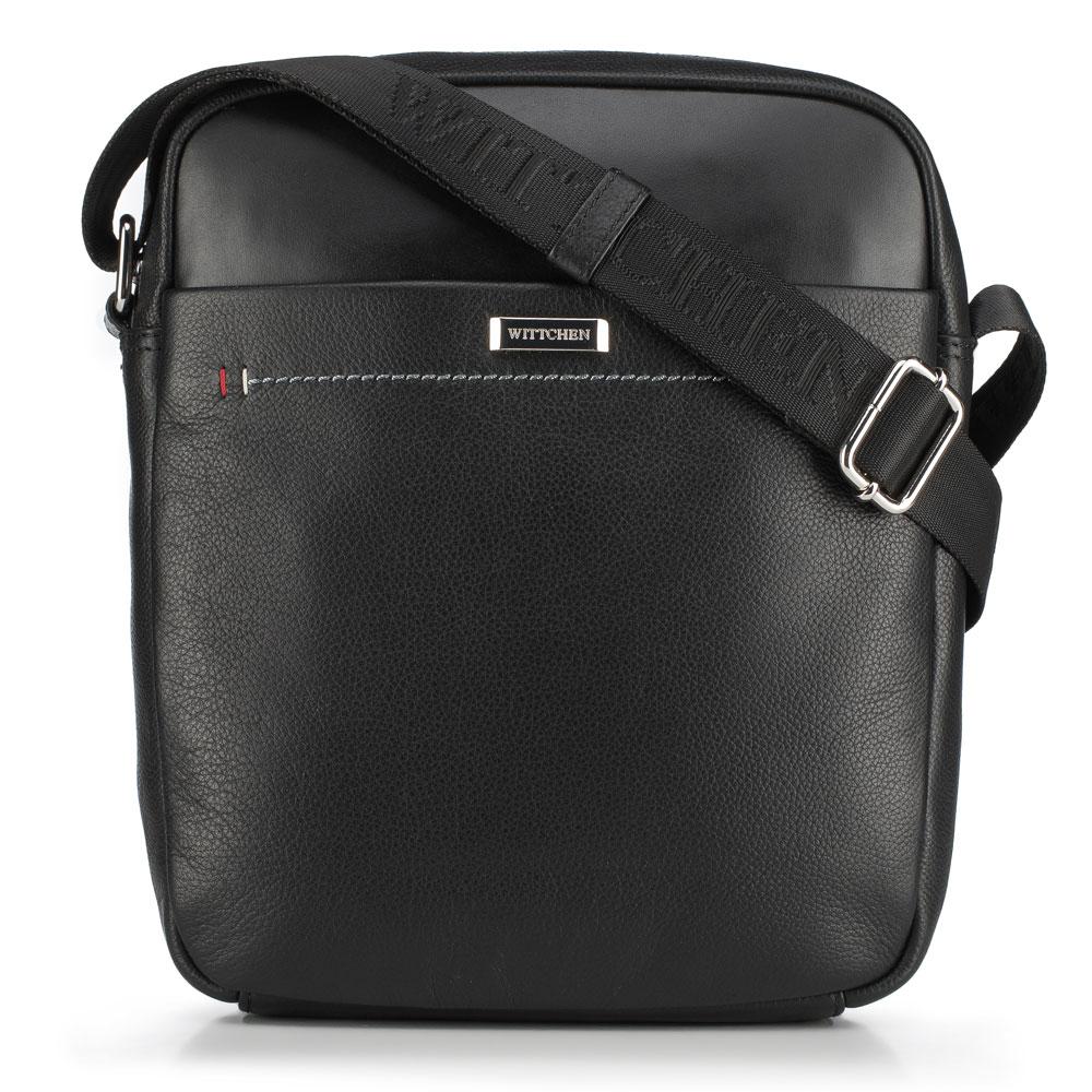Kožená pánska taška z kolekcie Office Leather