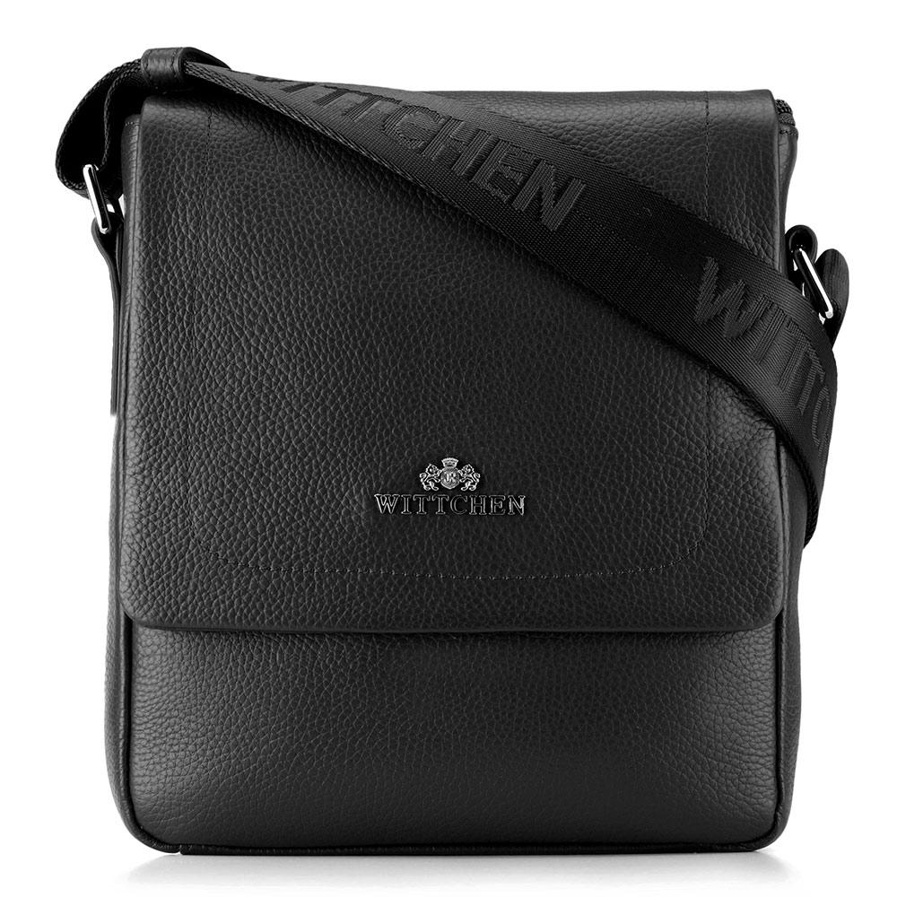 Elegantná pánska taška na rameno.