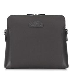 Messenger bag, brown, 88-4U-903-4, Photo 1