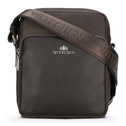 Messenger bag, brown, 89-4-565-4, Photo 1