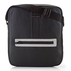 Messenger bag, graphite - grey, 90-4U-250-1, Photo 1