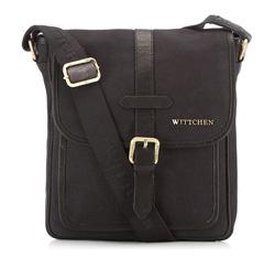 Сумка через плечо Wittchen 82-4U-608-1, черный 82-4U-608-1