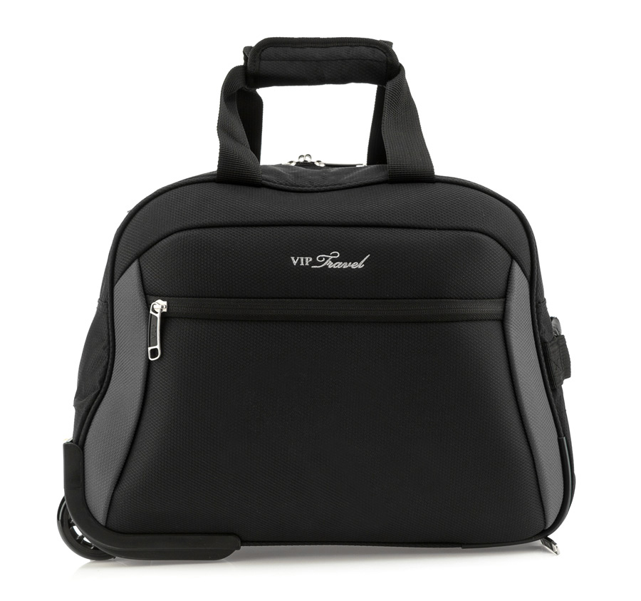 Praktická taška na kolieskach.