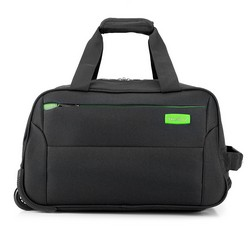 Duffle with wheels, black, V25-3S-227-10, Photo 1