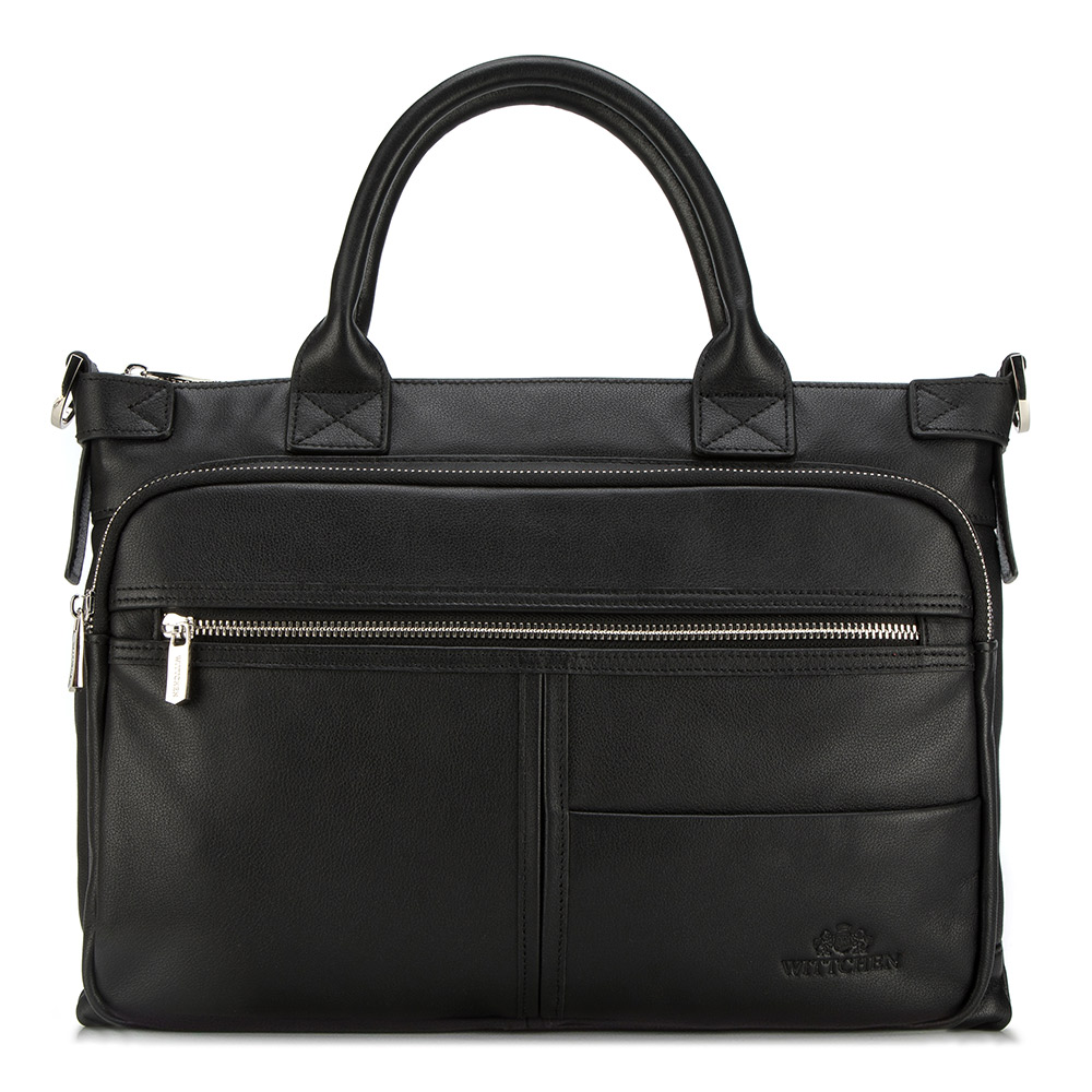 Luxusná taška na notebook z kolekcie City Leather.