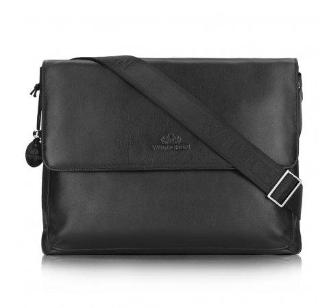 Torba na laptopa, czarny, 20-3-043-1, Zdjęcie 1