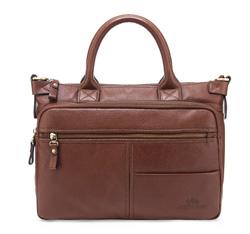 Кожаная сумка Wittchen 82-4U-800-4R, светло-коричневый 82-4U-800-4R