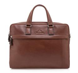 Кожаная сумка Wittchen 83-4U-801-4R, коричневый 83-4U-801-4R