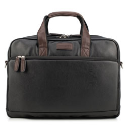 166781790b9e2 Men's laptop bags - Leather bag | WITTCHEN