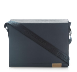 Laptop bag, navy blue, 85-3P-502-7, Photo 1