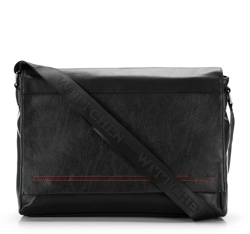 Laptop bag, black, 85-3P-504-1, Photo 1