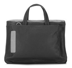 Laptop bag, black, 85-3P-505-1, Photo 1