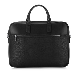 Laptop bag, black, 85-3P-507-1, Photo 1