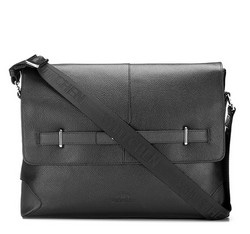 Laptop bag, black, 85-3U-110-1, Photo 1