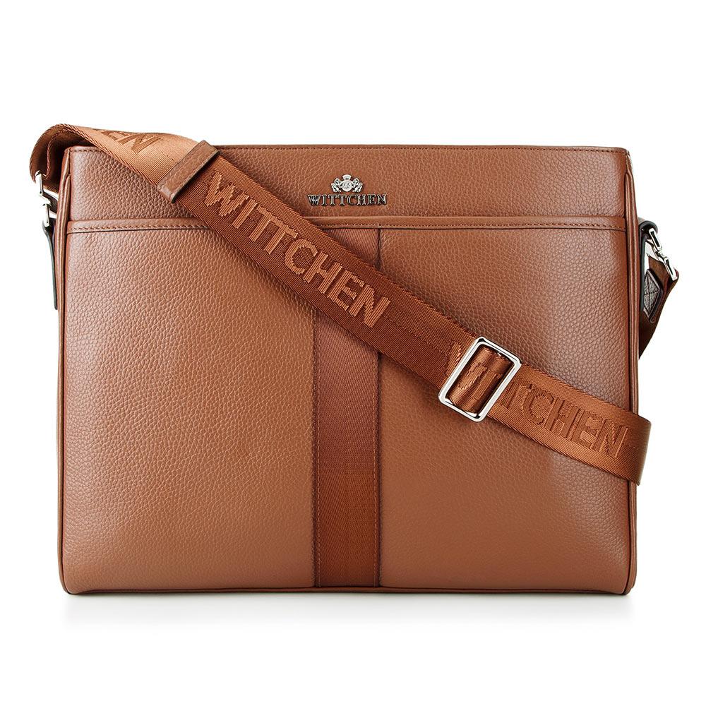 b8fdb4162d168 Skórzana torba na ramię | WITTCHEN | 88-3U-400