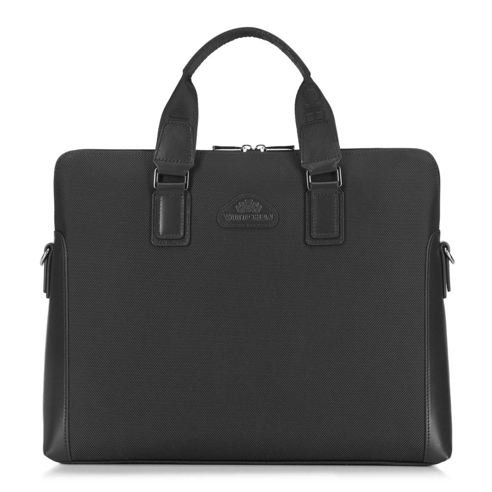 """Taška na 14"""" notebook z kolekcie Office Leather"""