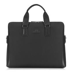 Torba na laptopa, czarny, 88-3U-902-1, Zdjęcie 1