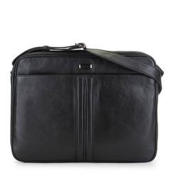 Torba na laptopa, czarny, 89-3U-300-1, Zdjęcie 1