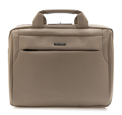 Laptop bag, beige, 84-3P-100-9, Photo 1