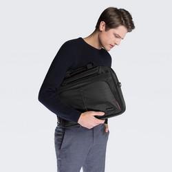 "Męska torba na laptopa 15,6"" basic, czarny, 56-3S-633-1A, Zdjęcie 1"