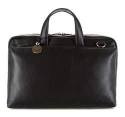 Laptop bag, black, 17-3-738-1, Photo 1
