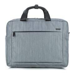 Torba na laptopa, szary, 82-4P-500-8, Zdjęcie 1