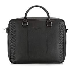 Laptop bag, black, 82-4U-612-1, Photo 1