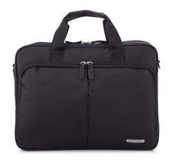 Torba na laptopa, czarny, 29-3-101-1, Zdjęcie 1