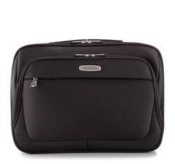 Laptop bag, black, 56-3-486-1, Photo 1