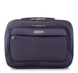 Laptop bag, navy blue, 56-3-486-9, Photo 1