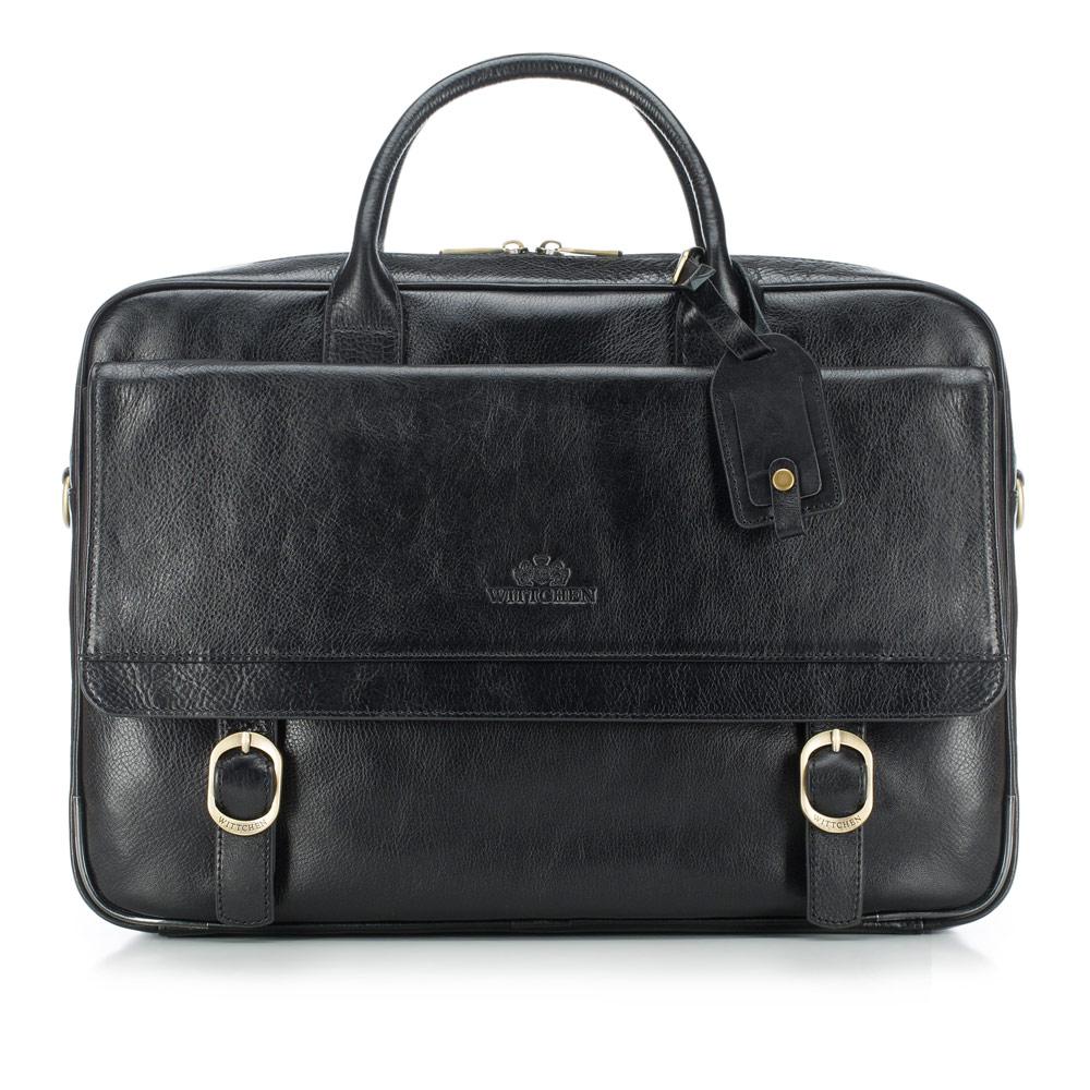 Luxusná taška na notebook z kolekcie Italy.