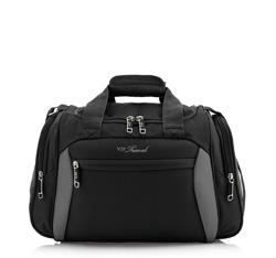 Travel bag, black-grey, V25-3S-236-00, Photo 1