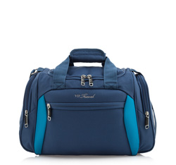 Travel bag, blue, V25-3S-236-99, Photo 1