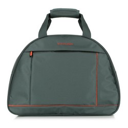 Travel bag, grey-orange, 56-3S-465-01, Photo 1