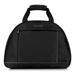 Travel bag, black-grey, 56-3S-465-12, Photo 1