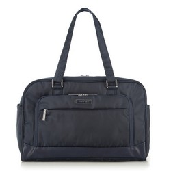 Multi-functional travel bag with space for a netbook, navy blue, 56-3S-705-90, Photo 1