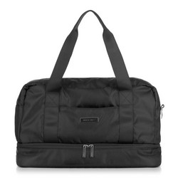 Weekend travel bag, black, 56-3S-708-10, Photo 1
