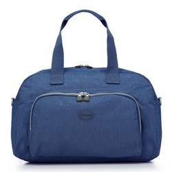 Duffle bag, navy blue, 86-4Y-901-7, Photo 1