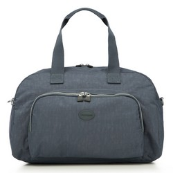 Duffle bag, grey, 86-4Y-901-8, Photo 1