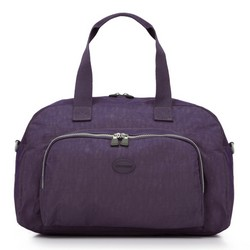 Duffle bag, violet, 86-4Y-901-F, Photo 1