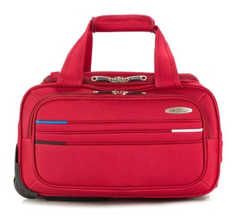 Torba podróżna, czerwony, V25-10-477-30, Zdjęcie 1